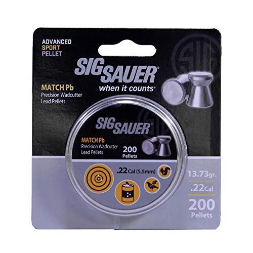 Sig Sauer AIR-AMMO-MATCH-PB-22-200