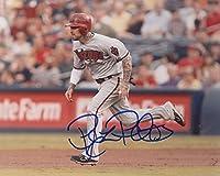 Ryan Roberts Tatoos Arizona Diamondbacks Autographed Signed 8x10