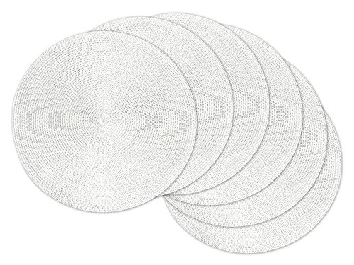 DII Round Braided/Woven -  - placemats, kitchen-dining-room-table-linens, kitchen-dining-room - 51AdHGv0iVL -