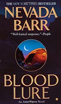 Blood Lure 0399147020 Book Cover