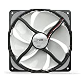Noiseblocker NB-eLoop Series B12-4 120mm Bionic Loop Rotor Fan, 2400rpm, 34dBA