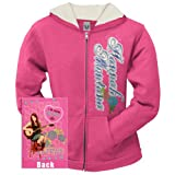 Hannah Montana - Girls Sweet Song Girls Youth Zip Hoodie