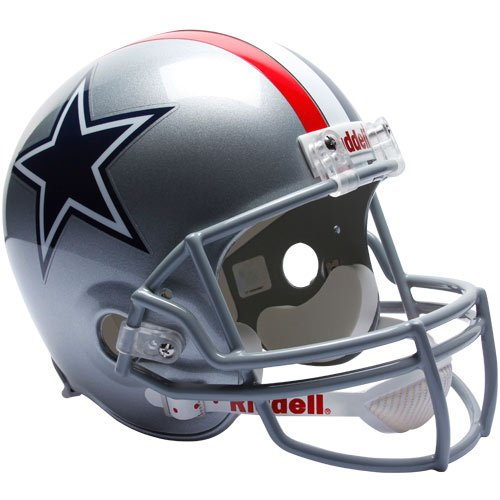 Riddell Dallas Cowboys 1976 Deluxe Replica Helmet (Dallas Cowboys Deluxe Replica Helmet)