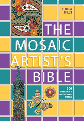 Mosaic Templates (The Mosaic Artist's Bible: 300 Traditional and Contemporary Designs)