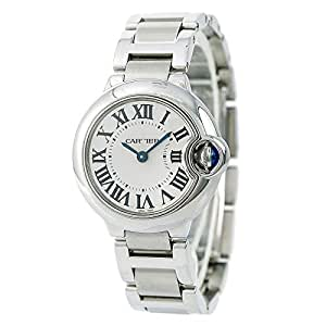 Cartier Ballon Bleu Quartz Female Watch W69010Z4 (Certified Pre-Owned)