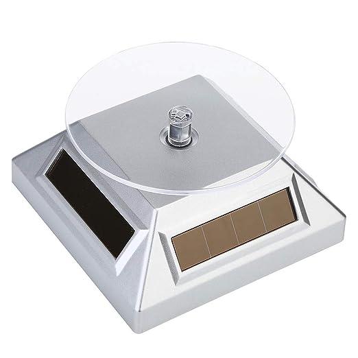 Ouken Expositor Giratorio Tocadiscos 360 Grado fotografía Stand ...
