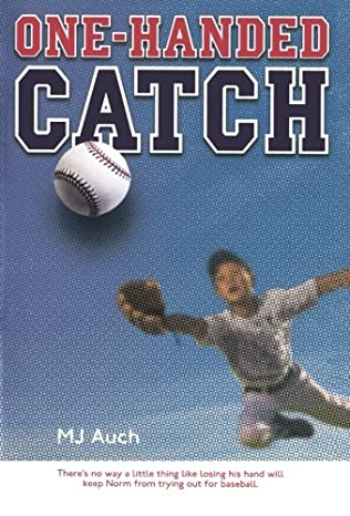 book cover of One-handed Catch