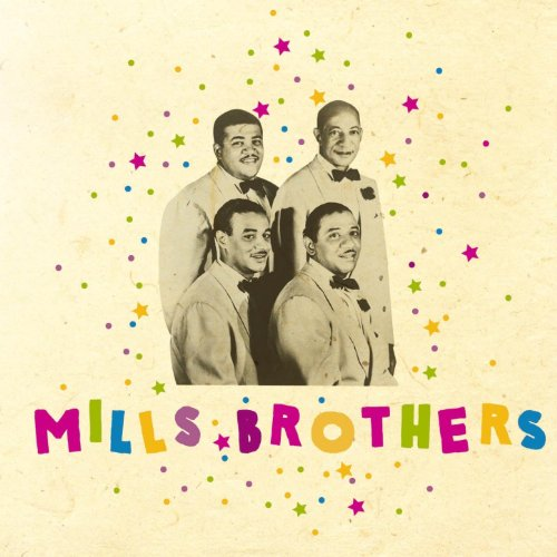 the mills brothers paper doll - 1