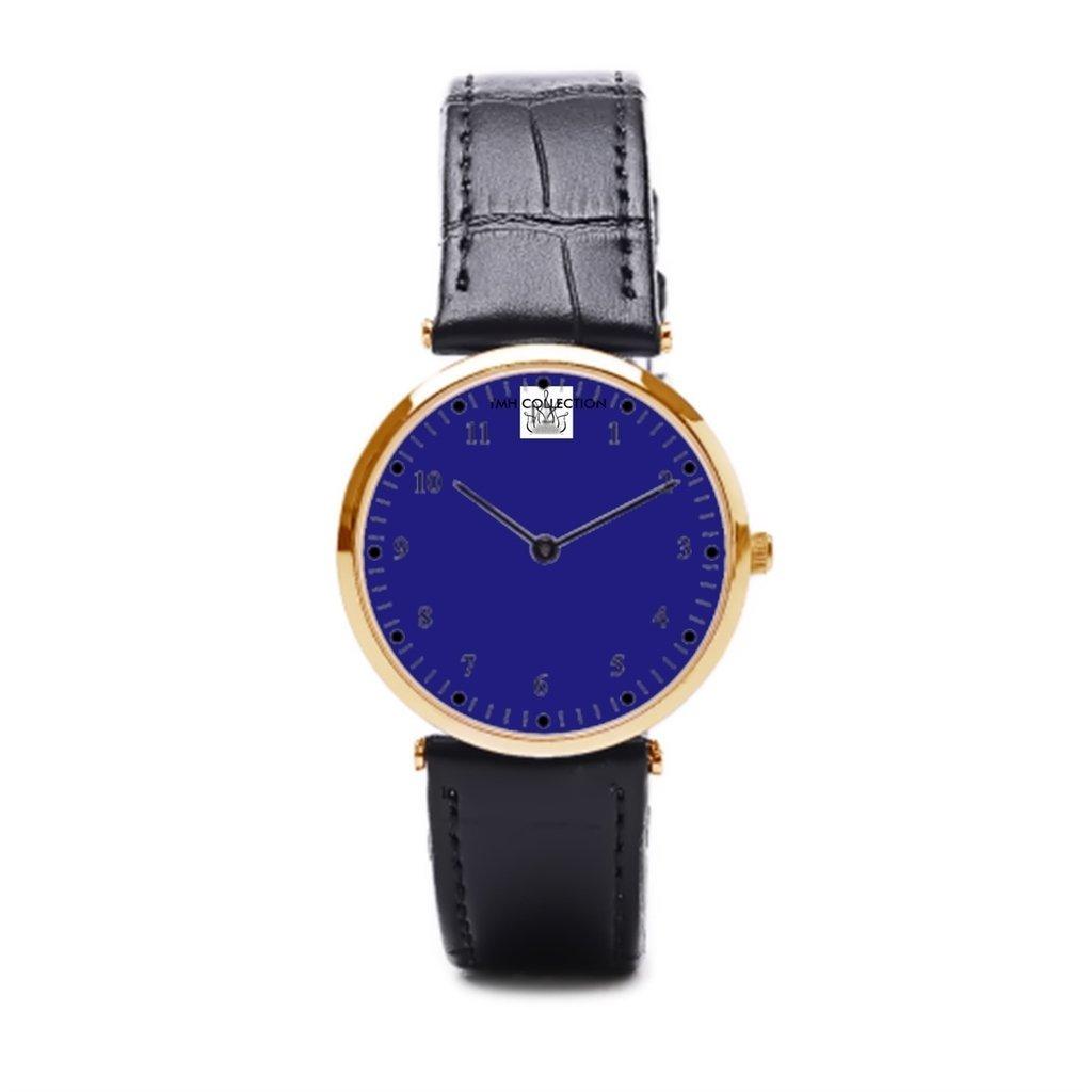aromar piel barato Relojes Hombres asequible menswatch piel banda de piel relojes para hombre: Amazon.es: Relojes