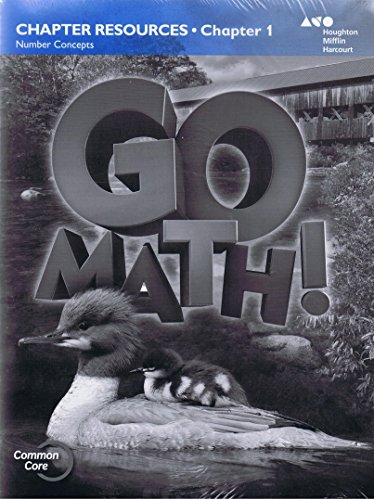 GO Math!: Chapter Resource Blackline Master Collection Grade 2