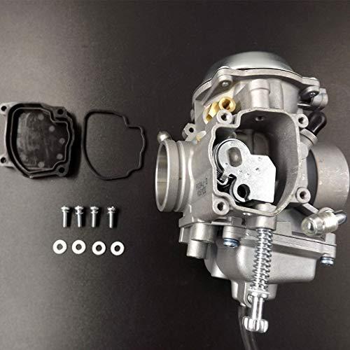 Topker Carburetor Replacement for Polaris Sportsman 500 Fuel Pump 4WD ATV Quad 1996-1998 Motorcycle Accessories by Topker (Image #8)