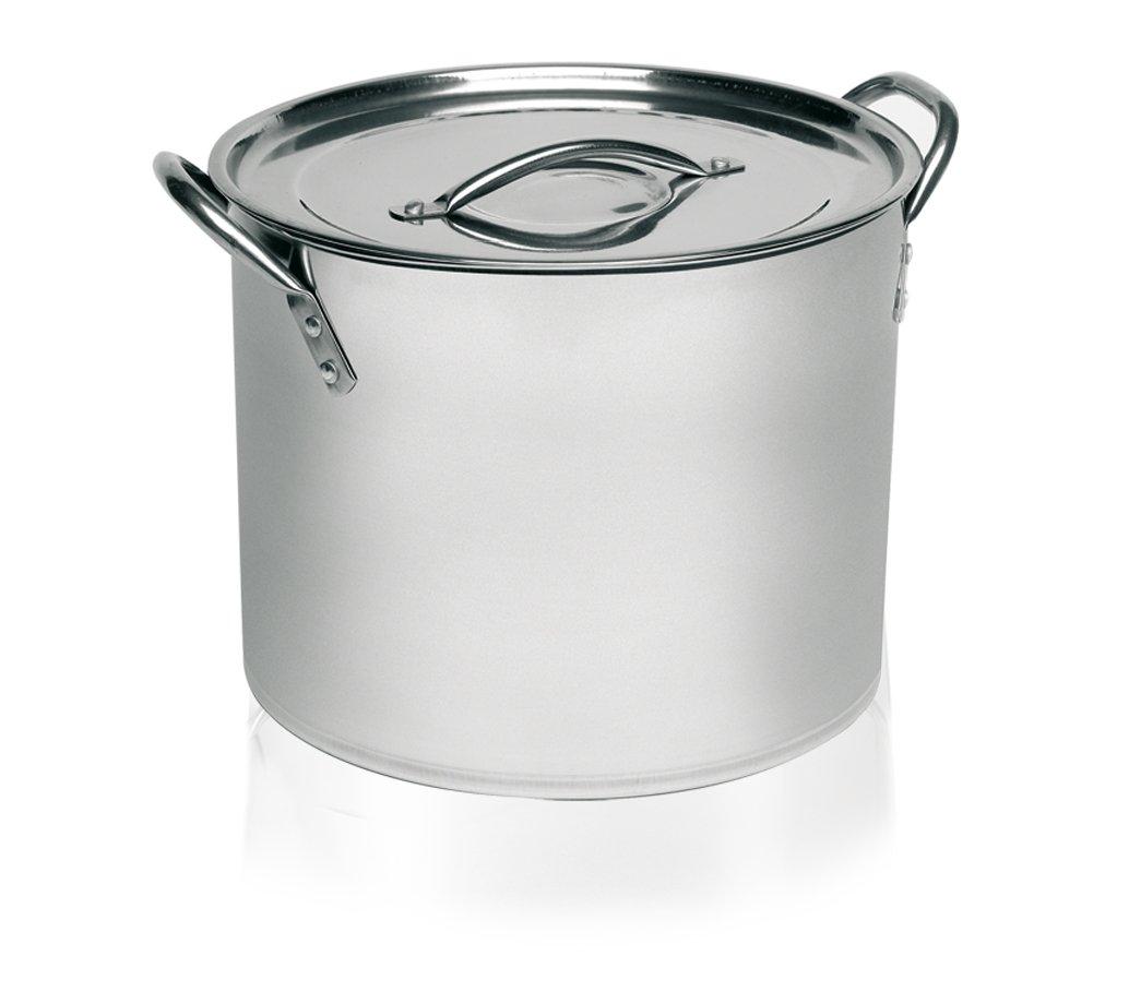 Imusa Stainless Steel Stock Pot, 8 Quart Imusa USA L300-40314