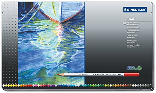 staedtler-karat-aquarell-premium-watercolor-pencils-set-of-60-colors-125m60