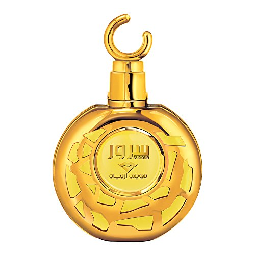 Suroor by Swiss Arabian perfumes 50ML spray perfume For men USA SELLER