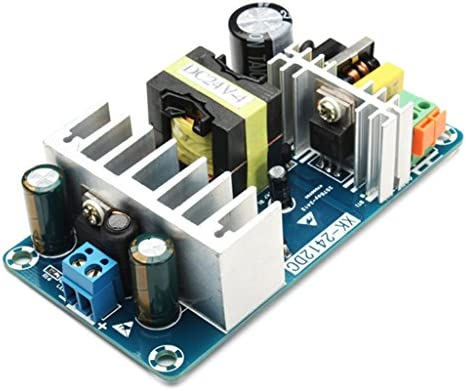 Utini Input AC85-265V Dual Out AC to DC Power Module Supply Isolation Output 24V//5V N28