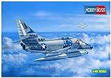 Hobby Boss 1/48 Aircraft Series US Navy A-4E Skyhawk Model Car 81764