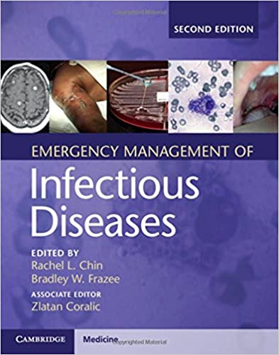 emergency management of infectious diseases 9781107153158 medicine