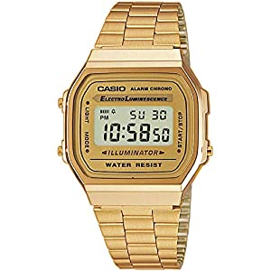 Montre Casio Collection A168WG-9