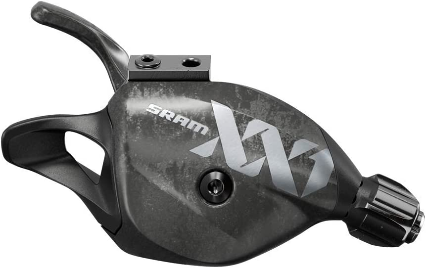 LUNAR 12 SPEED SRAM SHIFTER XX1 EAGLE TRIGGER 12 SPEED REAR WITH DISCRETE CLAMP