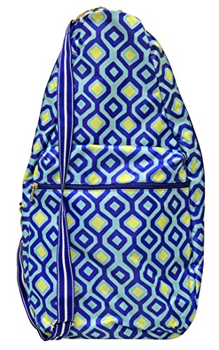 All For Color Center Court Pickleball Bag (Webbed Court)