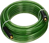 Hitachi 115157 Professional Grade Polyurethane Air Hose, 3/8'' x 50', Green