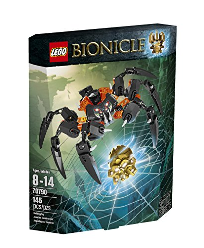 LEGO Bionicle Lord of Skull Spiders Toy(Discontinued by ()