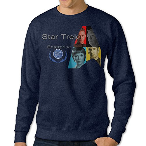 Mooy Men's Design Star Treky Hoodies Size 3X (Nintendo Control Costume)