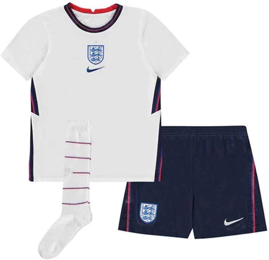 Nike 2020-2021 England Home Mini Kit