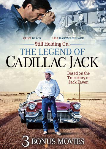 Still Holding On: The Legend of Cadillac Jack Includes for sale  Delivered anywhere in USA