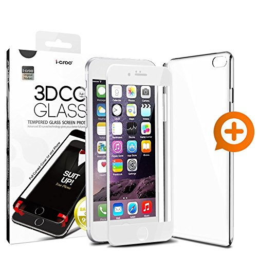 iPhone6 Protector Antibacterial Coverage Tempered product image