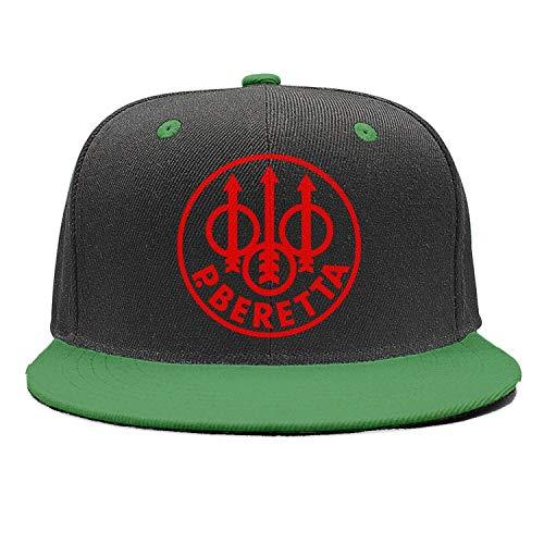 Personalized Beretta-Logo- Visor Hats New mesh Cap Green