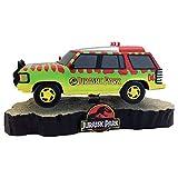 Jurassic Park Park Explorer Vehicle Shakems Statue
