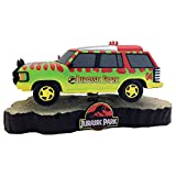 Factory Entertainment Jurassic Park Explorer Vehicle Premium Motion Statue