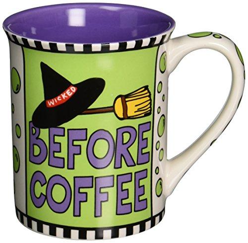 Enesco Lorrie Before Coffee Wicked