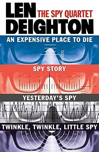 book cover of The Spy Quartet