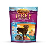 Zuke's Jerky Naturals Dog Treats, Tender Beef Recipe, 6-Ounce, My Pet Supplies