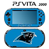 Skin Decal Cover Sticker for Sony PlayStation PS Vita Slim (PCH-2000) - Panthers