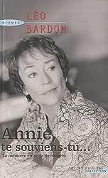 Annie, te souviens tu... : La mémoire peau de chagrin