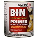 2896 B-I-N Shellac Base Primer & Sealer Stain Killer 00904 (1 Quart)