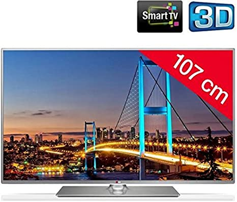LG 42LB650V - 3D LED Smart TV + soporte de pared kit + 920003 cable HDMI: Amazon.es: Electrónica