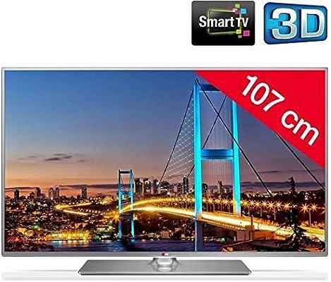 LG 42LB650V - 3D LED Smart TV + kit No. 2 soporte de pared + cable HDMI: Amazon.es: Electrónica