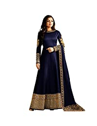 Delisa Indian Wear Anarkali Salwar Kameez Party Wear LT1