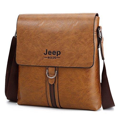 (JN 1013-B) bolso de hombro bolso de cuero de la PU bolso de hombro de tres vías todos los tres colores bolso pequeño marrón bronce negro pequeño bolso de luz Marrón