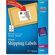 Amazoncom 4x6 labels avery for Avery 4x6 labels