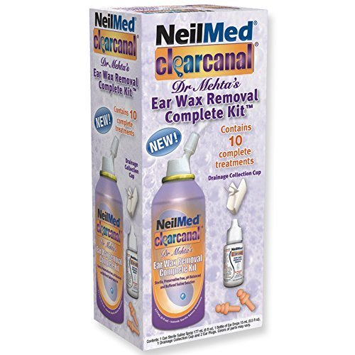 NeilMed Clearcanal Ear Removal Ounce