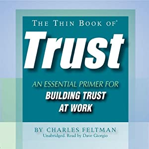 The Thin Book of Trust Audiobook