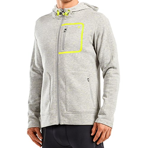 Capuche 2 Grey Éclair nbsp;x Grey U Neutral Fermeture neutral À Sweat Veste Urban nO78OCqxwr