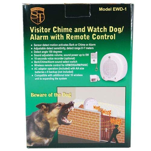 Electronic Barking Secure Watch Dog