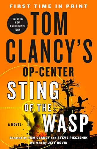 Tom Clancy's Op-Center: Sting of the Wasp ()