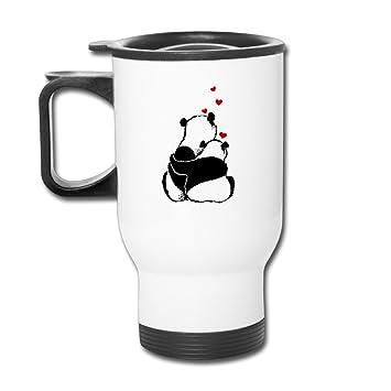 Panda Custom Go Coffee Beautiful Lover Mug Toys Travel xodBeWrC